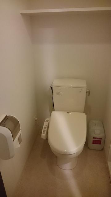 ドーミーイン稚内 トイレ