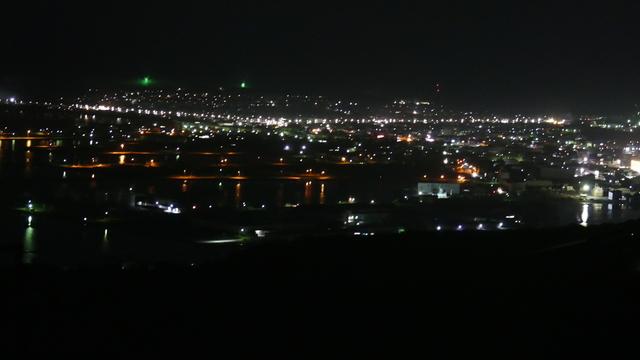 稚内公園 夜景